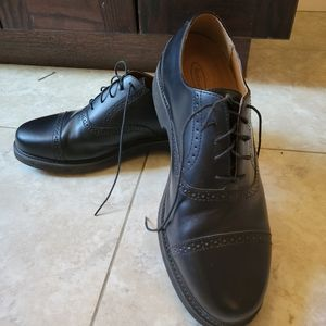 Rockport leather dress shoes